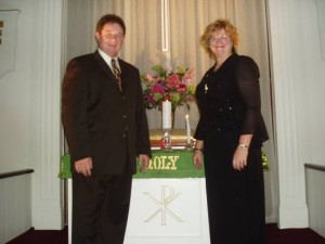 Pastors Roy & Marie Esposito